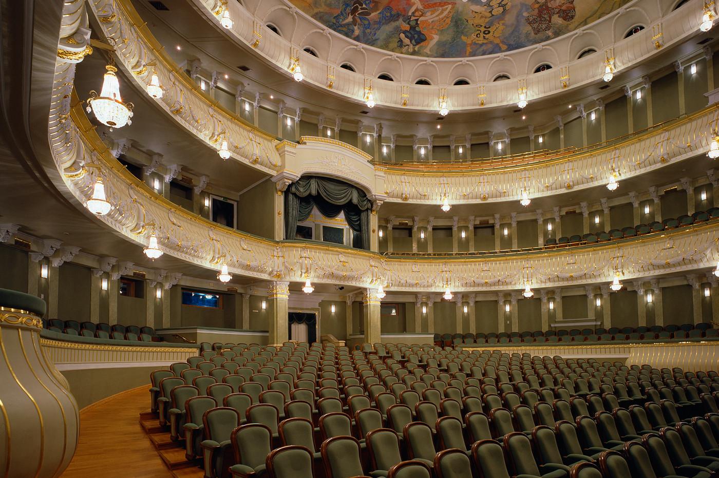 Bolshoi Ballet Tour  Usa